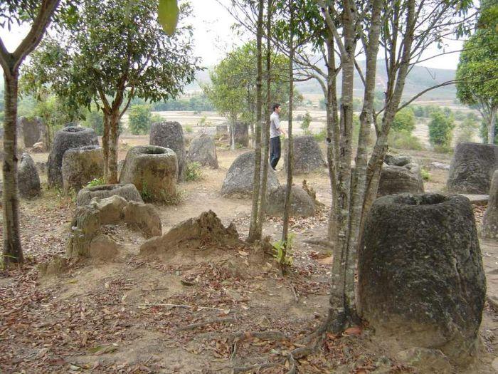 Загадочные каменные «кувшины» Лаоса оказались куда древнее, чем считалось раньше