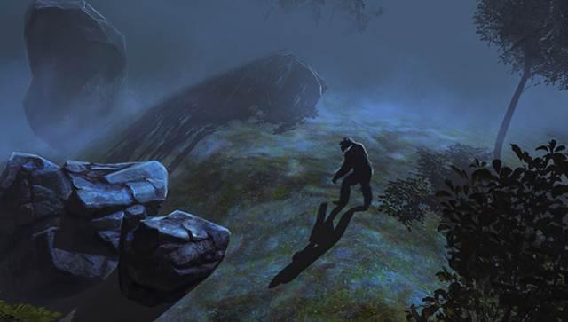 Загадочный Человек-кенгуру из пещер Орегона