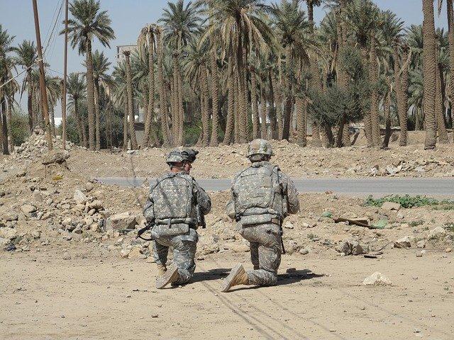 Встреча с джиннами в Багдаде, история от американского солдата