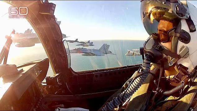 Пилот ВМС США: «За 2015-2017 годы я и мои коллеги сотни раз видели скоростные НЛО, и они стали для нас привычным делом»