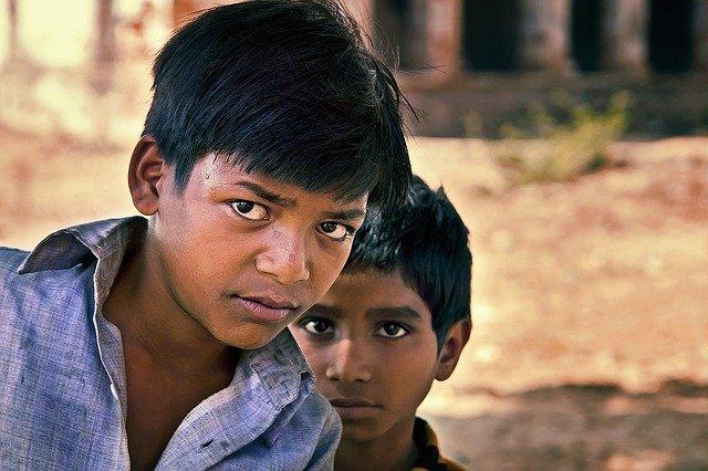 Существо-подражатель человеческому голосу в индийских джунглях