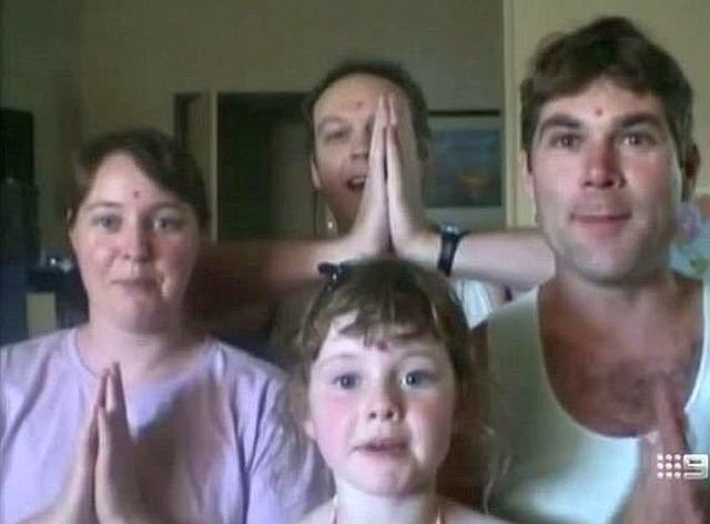 Странное исчезновение австралийской семьи сектантов