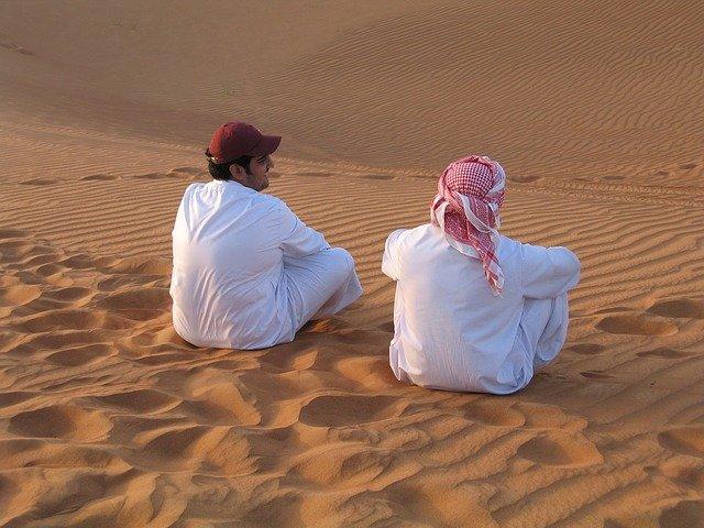 Тайна поющих песков