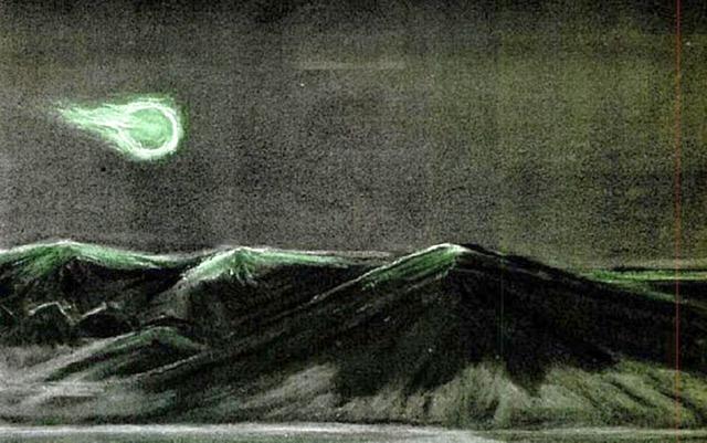 70 лет назад над США пролетали странные зеленые шары, которых называли секретным оружием СССР