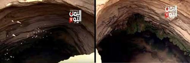Таинственный «Адский колодец» в Йемене