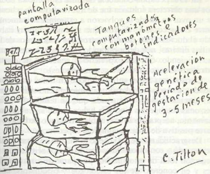 История Кристы Тилтон, похищенной гуманоидами и увезенной на подземную базу с людьми и животными в камерах