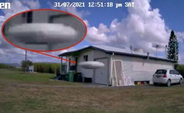 Феномен скоростных НЛО, которые движутся так быстро, что едва заметны человеческому глазу