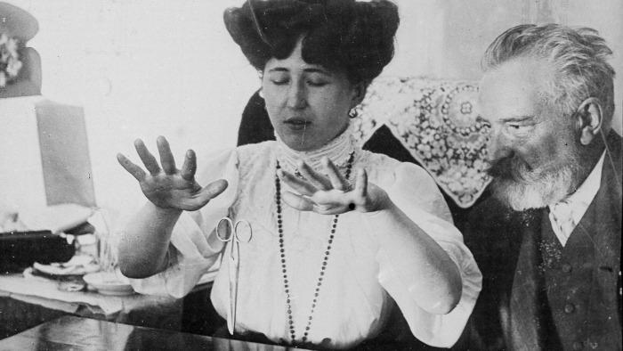 История женщины-телекинетика Станиславы Томчик