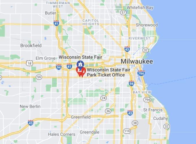 Студенты из Висконсина увидели крылатого желтоглазого гуманоида