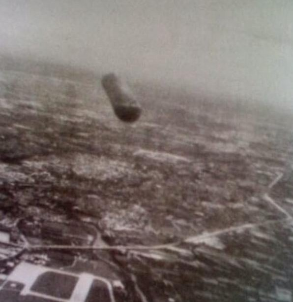 История этих снимков НЛО над Италией, сделанных в 1979 году