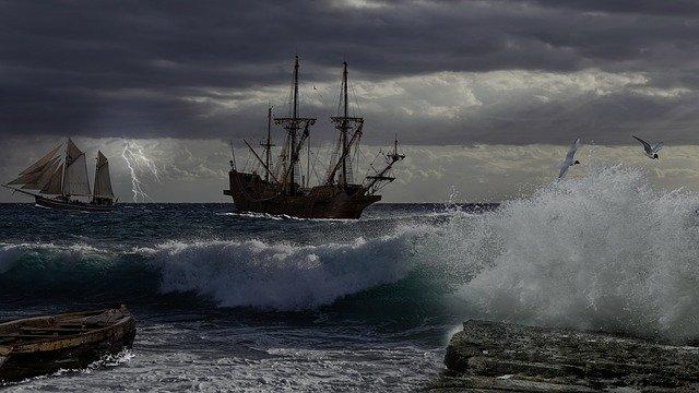 Проклятая шхуна «Чарльз Хаскелл» и скелеты-призраки погубленных ею рыбаков