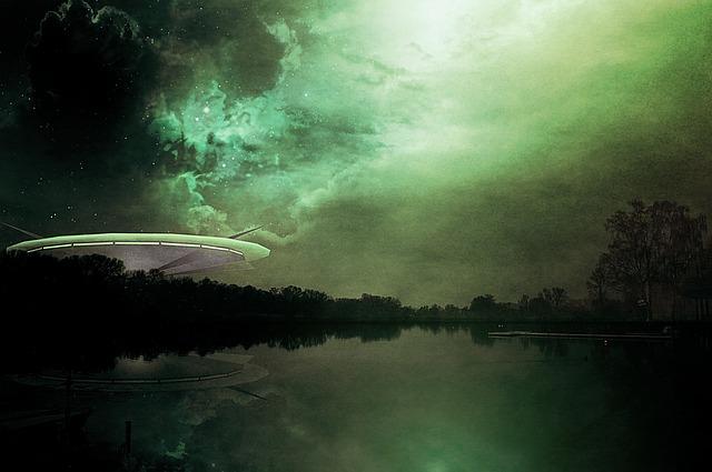 Случай похищения пришельцами в Германии в 1981 году, после которого похищенный превратился в талантливого художника