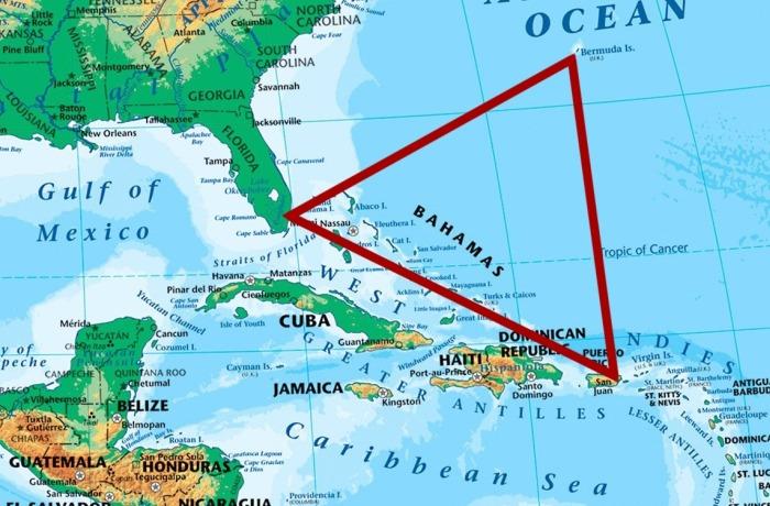 Тайна бесследного исчезновения в Бермудском треугольнике корабля «Cyclops» с 306 людьми на борту
