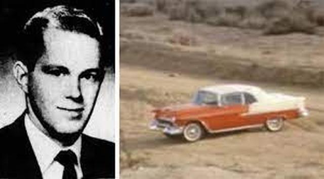 Исчезновение лейтенанта Пола Випки, после того, как он заболел странной болезнью