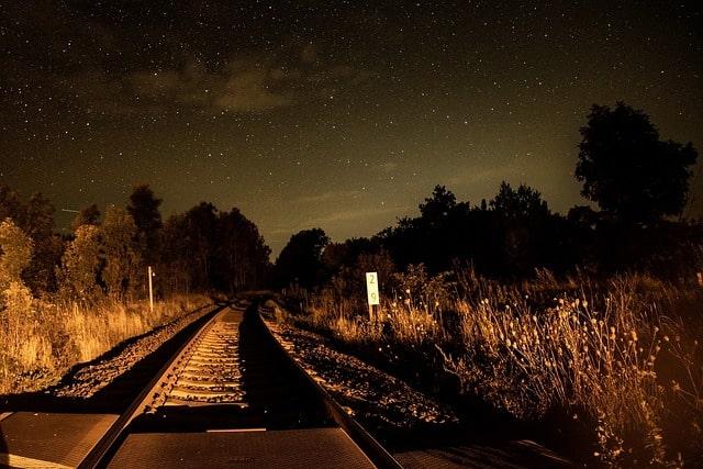 НЛО преследуют поезда в Индиане