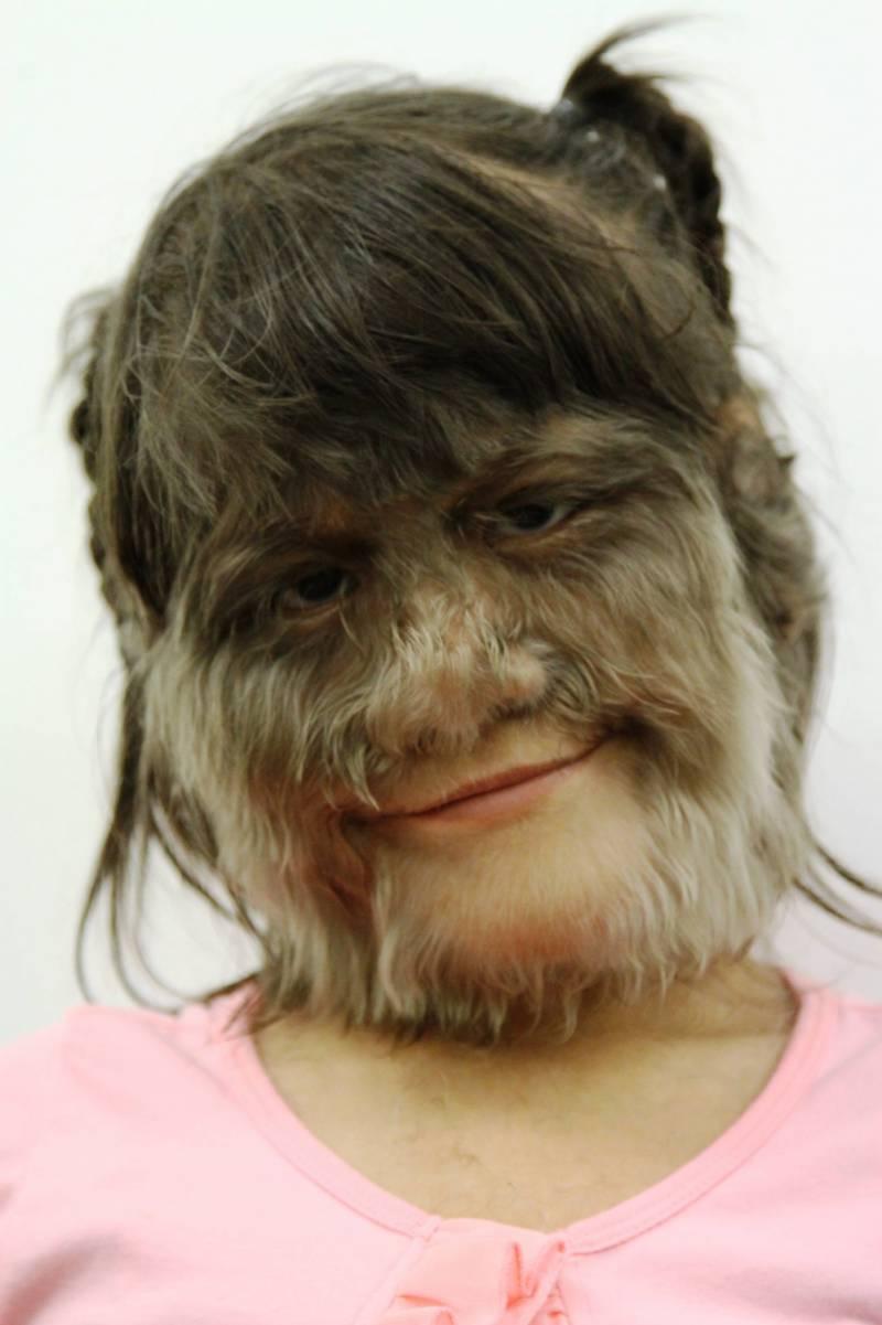 Фото волосатых девочек 9 фотография