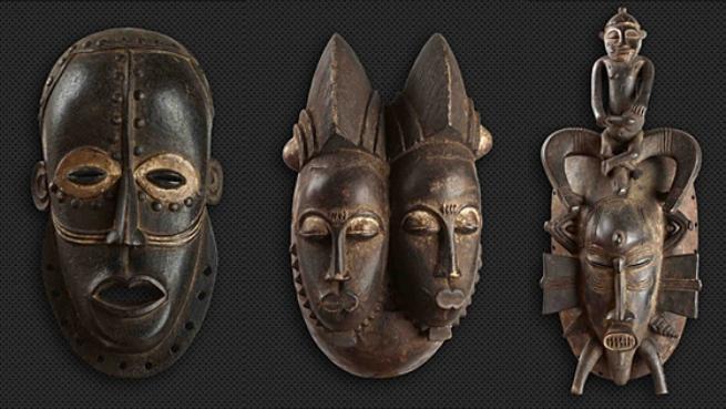 Деревянная маска своими руками