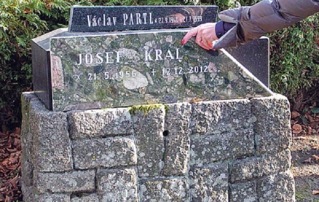 В Чехии нашли могилу из Будущего