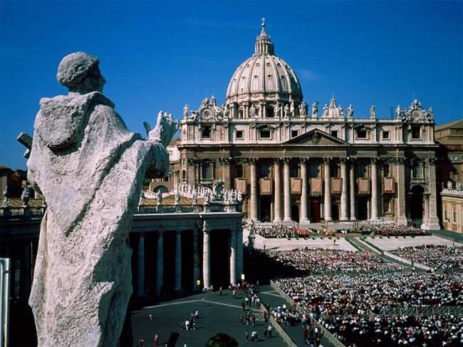 Ватикан поверил в инопланетян