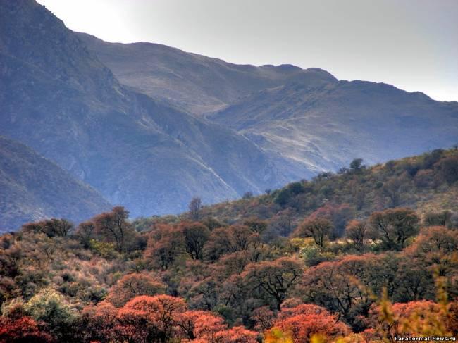 В Аргентине закроют гору из-за возможных суицидов 21 декабря