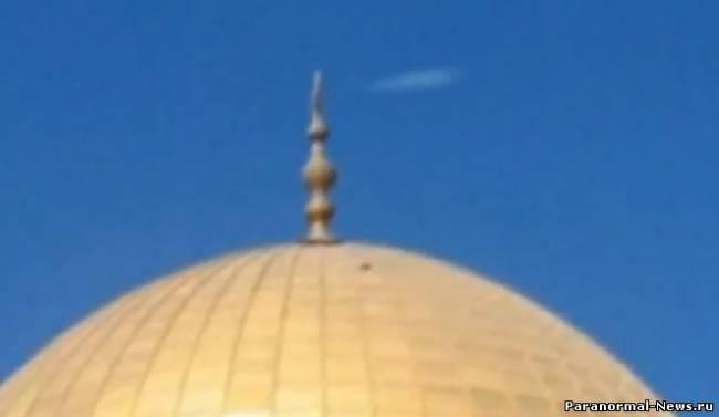НЛО в Иерусалиме