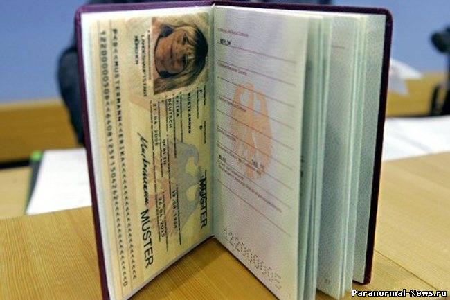 Биометрические паспорта: опыт Германии