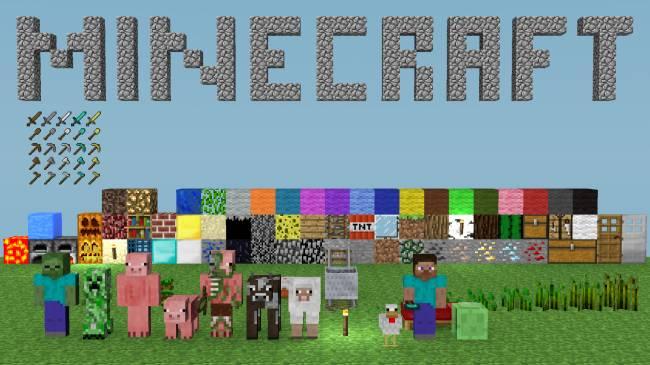 MineCraft 1.5.1 ОРИГИНАЛ (Mojang AB) (Multi/RUS) [L]