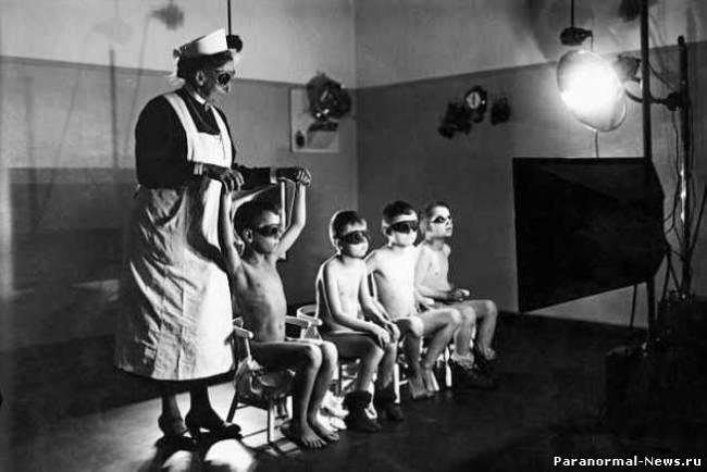 Неизвестные факты нацистских экспериментов над детьми.