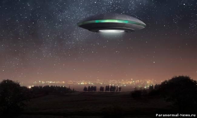2012 год в эпицентре внимания НЛО