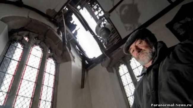 Церковь прогневала Бога?