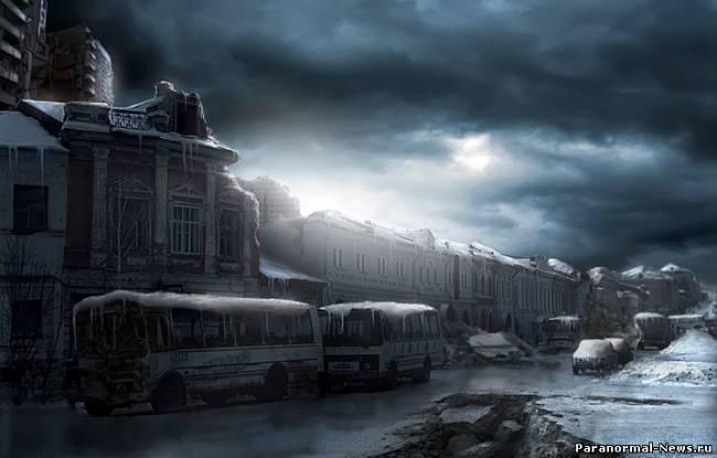В. Авагян: зима человечества