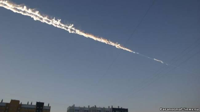 Челябинский метеорит мог быть неудачными военными учениями (4 фото)