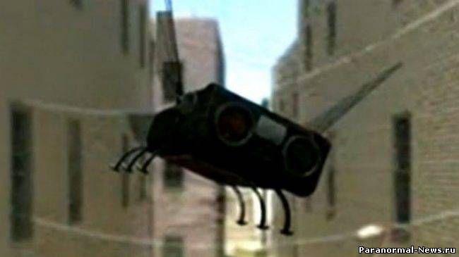 Военные США создают механических насекомых-убийц