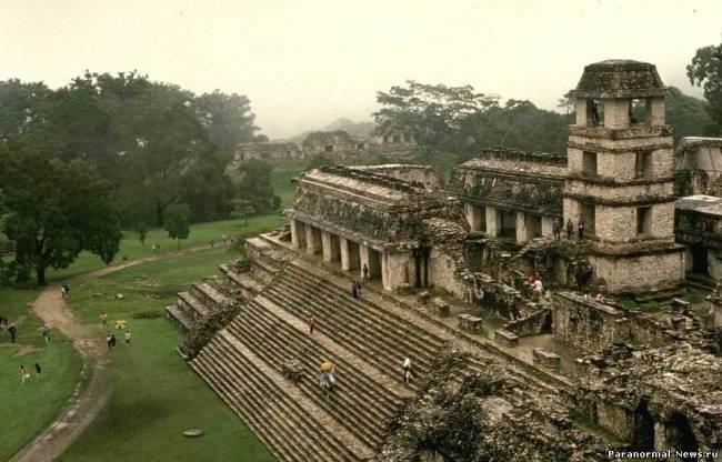 Майя были способны на телепортацию? (3 фото)