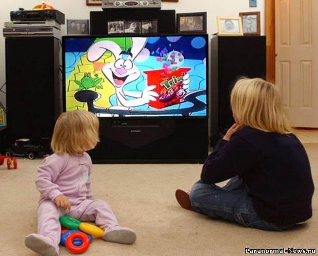Телевизор тормозит всю эволюцию человечества