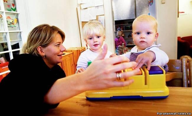 В Норвегии воспитательница угостила детсадовцев своей кровью