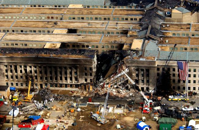 Куда пропала тысяча тел погибших от теракта 11 сентября? (6 фото)