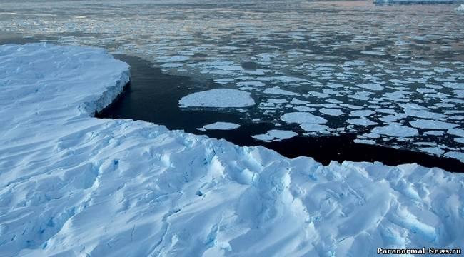 Причина аномальных холодов кроется в таянии Арктических ледников