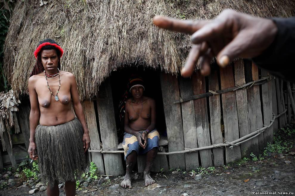 Секс древних плем н
