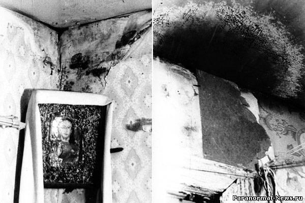 Исследование явления пирокинеза в доме на хуторе Хоромском (3 фото)