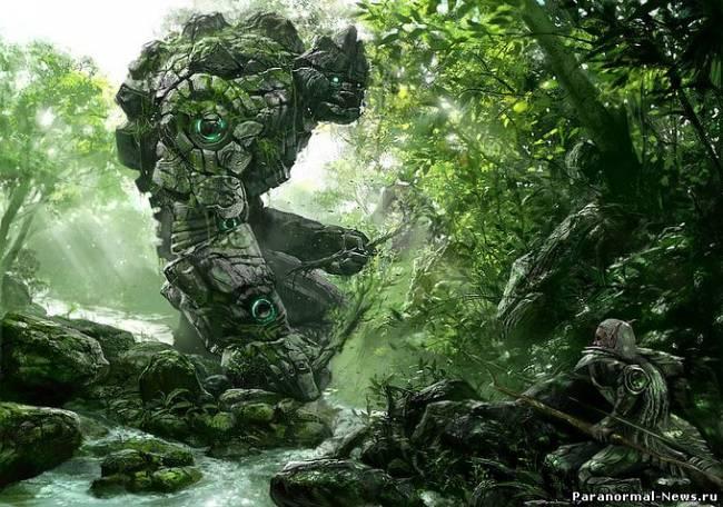 Загадка мыслящих камней (3 фото)