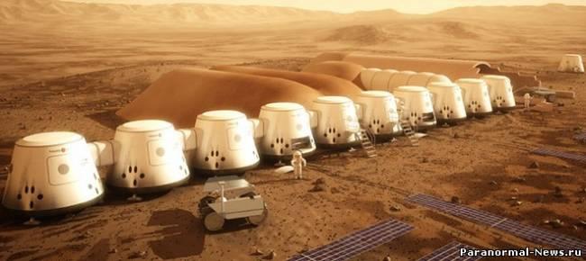 Колонизаторы не будут искать жизнь на Марсе