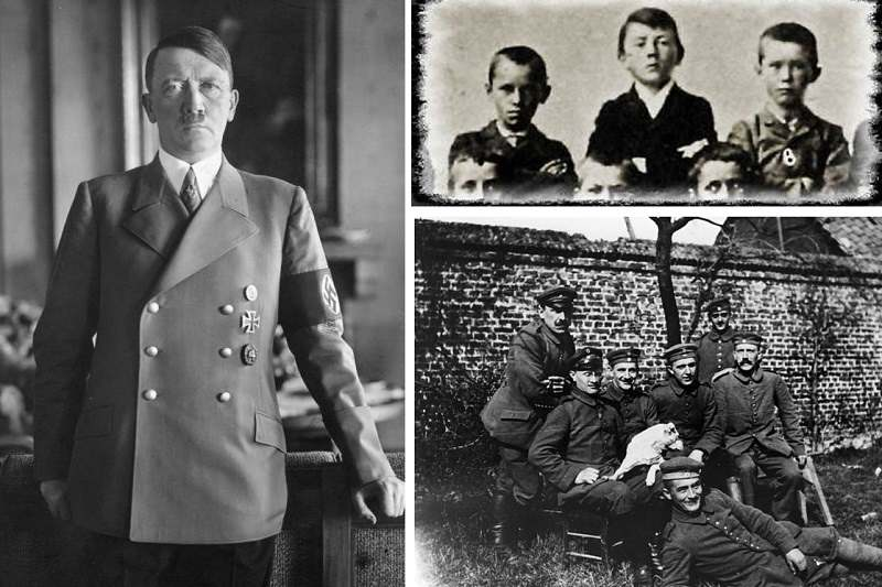 Адольф Гитлер глазами психиатров (5 фото)