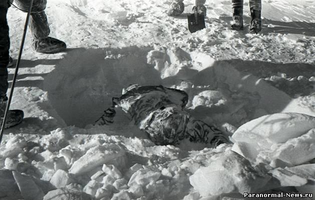 Версии: Группу Дятлова погубили газы из жерла вулкана (5 фото)