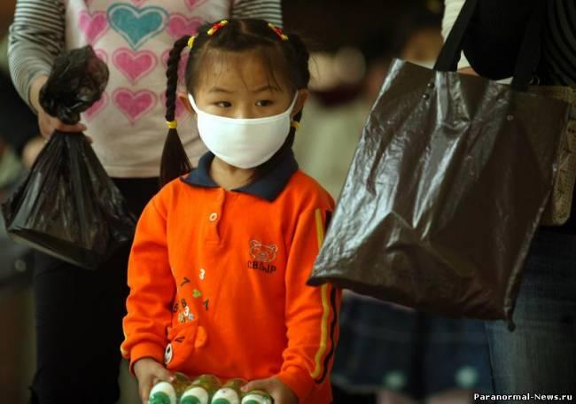 В Китае c непонятными целями скрестили вирусы свиного и птичьего гриппа
