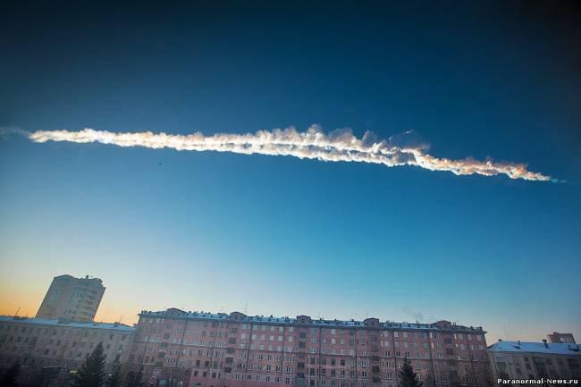 Техногенное происхождение челябинского метеорита. Факты (4 фото)