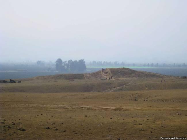 В Перу обнаружены линии из камней, выровненные по Солнцу