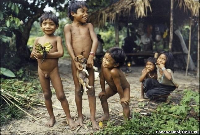 Туземци индейци секс