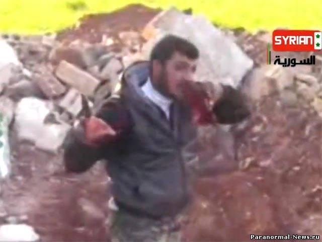 Сирийские людоеды: психопатия или информационная война?