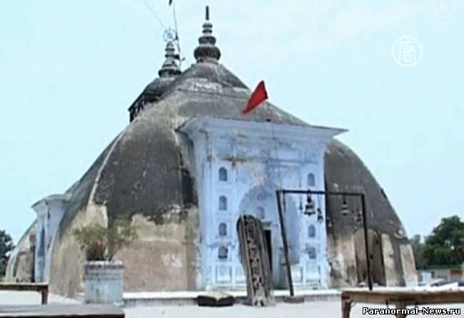 Индийский храм безошибочно предсказывает дождь